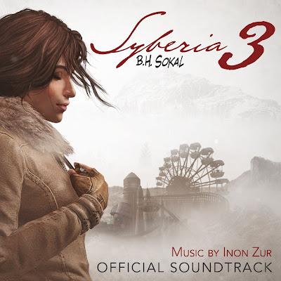 Syberia 3 Game Soundtrack Inon Zur