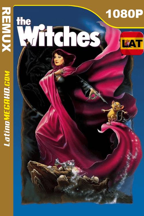Las brujas (1990) Latino HD BDREMUX 1080P ()