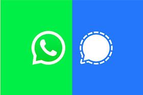 Cara Memindahkan Semua Grup WhatsApp Anda dan Memulai Signal