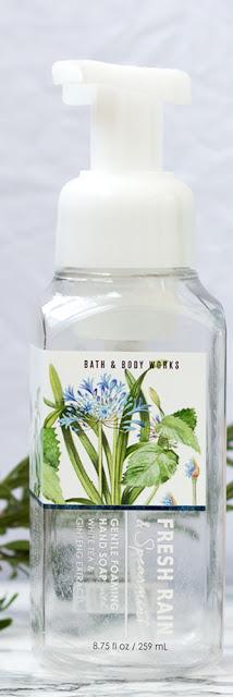 Bath and Body Works Fresh Rain&Speramint