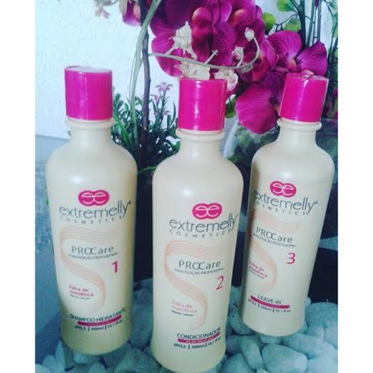 5f1a012e94 Lavei meu cabelo com o Shampoo Hidratante (Nunca tinha vista nenhum Shampoo  hidratante