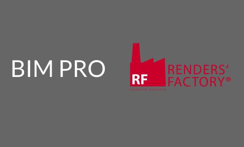 BIM Pro para futuros BIM Managers PYMES. Rendersfactory (Cursos online Arquitectura, Ingeniería y Construcción)