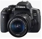 review Canon EOS 750D