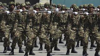 القوات البرية