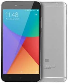 Xiaomi Redmi Note 5A dengan RAM 2 GB