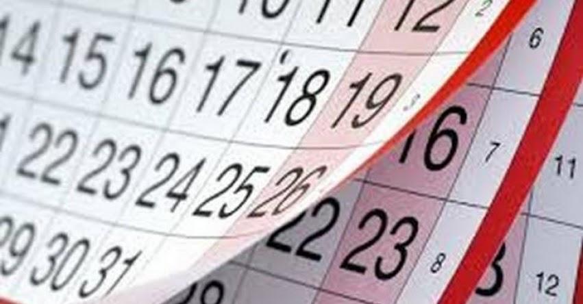 FERIADOS 2020: Conoce los días festivos que restan este año (8 y 25 Diciembre)