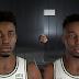 NBA 2K22 Aaron Nesmith Cyberface and Body Model By doctahtobogganMD