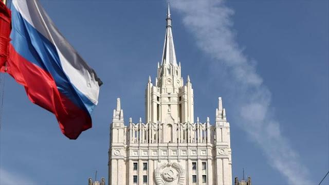 Rusia urge a EEUU a poner fin a sanciones unilaterales a Venezuela