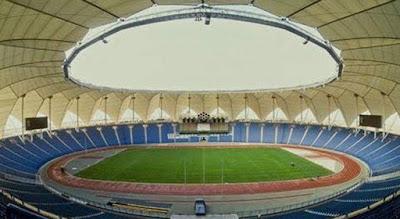 """ملعب الملك فهد جاهز لاستضافة """"ديربى الرياض"""""""