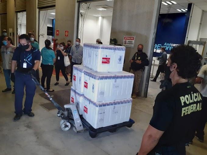 Grossos receberá 90 doses da vacina contra covid-19