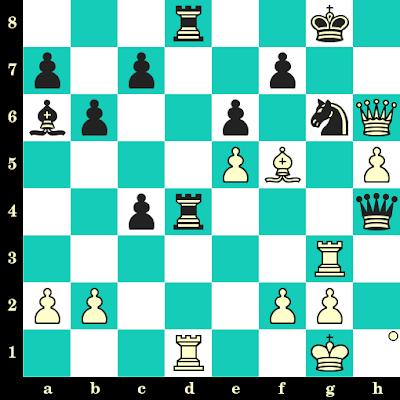 Les Blancs jouent et matent en 2 coups - Arthur Bisguier vs Sergey Kudrin, Philadelphie, 1985