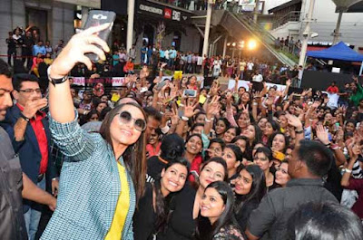 Sonakshi Sinha, Womans Day, Women's Day in Mumbai, Guinness World Records Title, Inglot, Palladium Mumbai