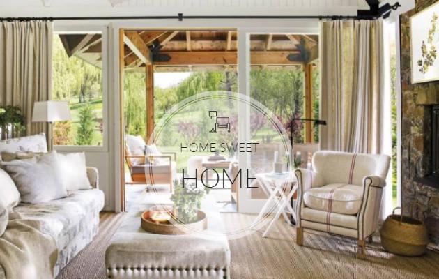 Ένα υπέροχο ...Ξύλινο Σπίτι