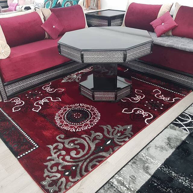 الصالون المغربي العصري