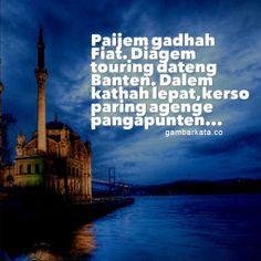 SMS Lebaran dan Idul Fitri Bahasa Jawa