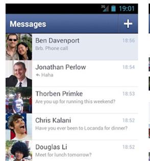 cara menghentikan notifikasi di facebook messenger