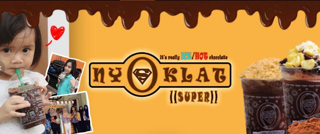 Franchise Minuman Coklat, Waralaba Minuman, Nyoklat, Nyoklat Super