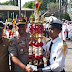 Upacara Penerimaan Piala Kapolres Cup Lomba PKS se-Kabupaten Nganjuk, Ini Juaranya