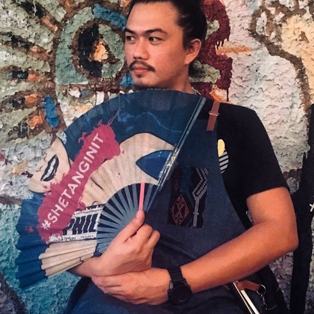 Chef Kalel Chan: Japanese-Inspired Spamsilog