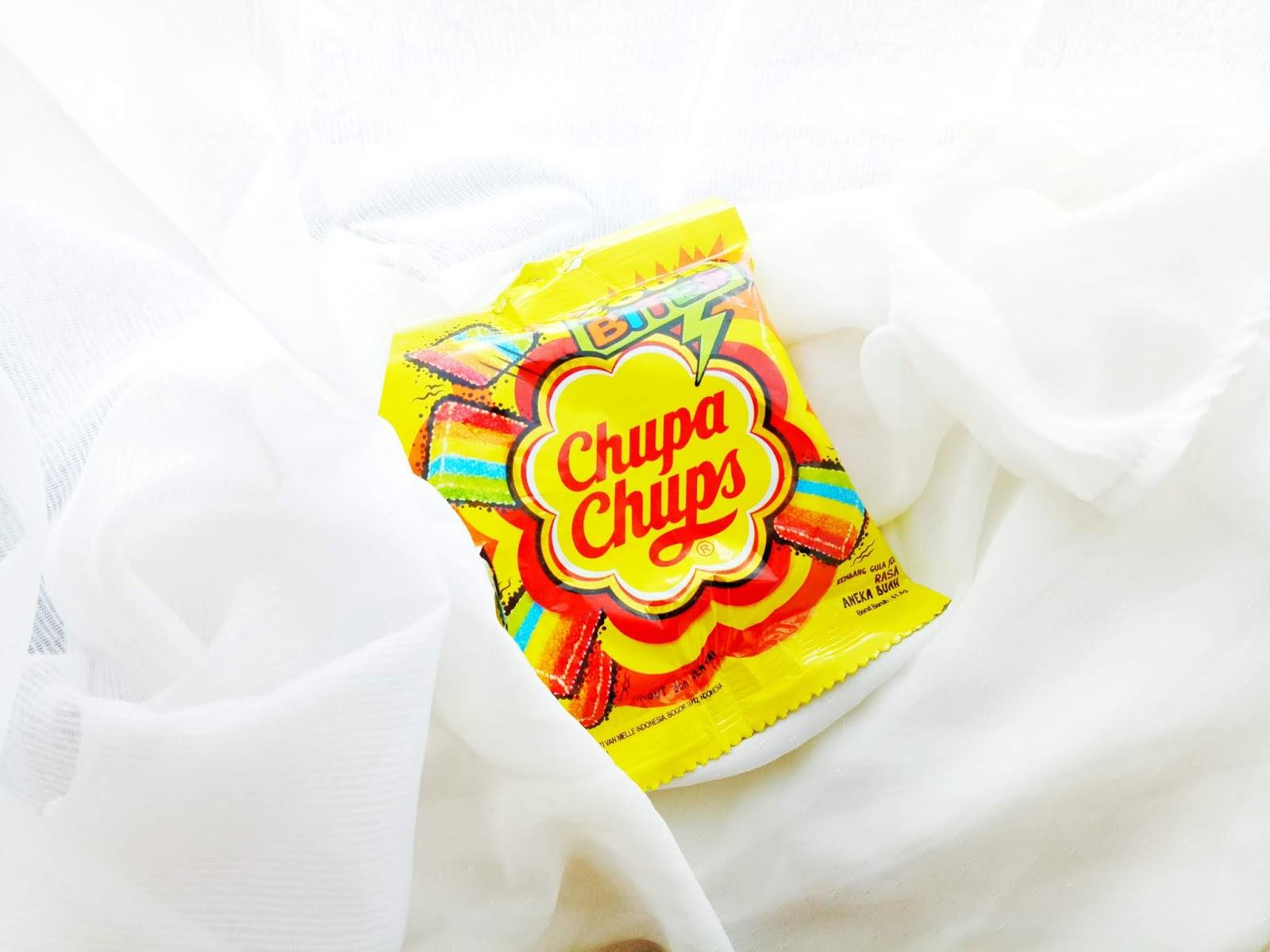 Chupa Chups - Sour Bites