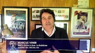 Marcus Viner, Director: Multi-Camera, 'ENO's Drive & Live: La bohème - Somethin' Else'