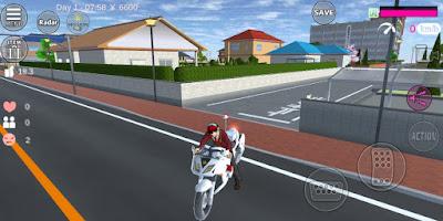 Download Sakura School Simulator APK MOD Terbaru