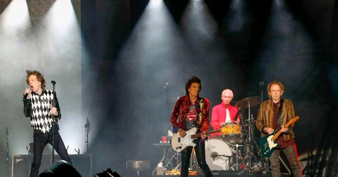 Rolling stones tour 2019 USA: Mick Jagger back