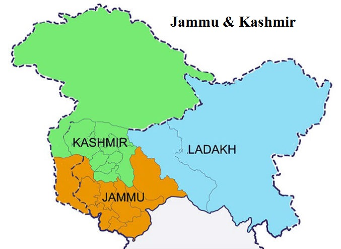 Jammu&Kashmir and Ladakh, Indiathinkers Daily Current Affairs
