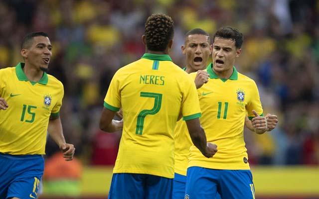 Brasil e Paraguai duelam nas quartas de final da Copa América