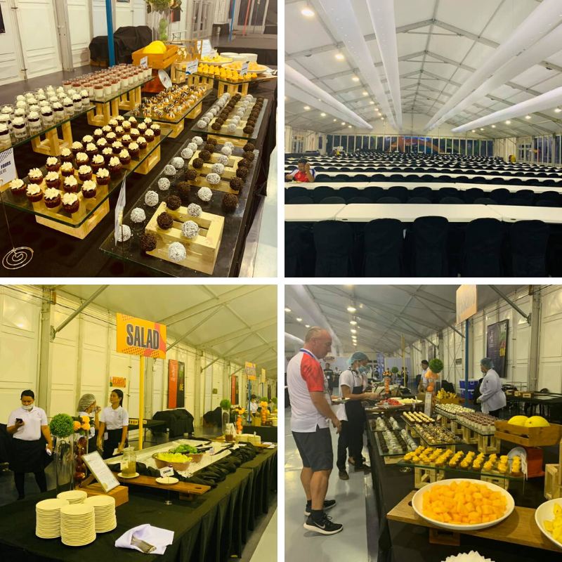 Delicious 100% Halal food offered round-the-clock at SEA Games' Athletes Village