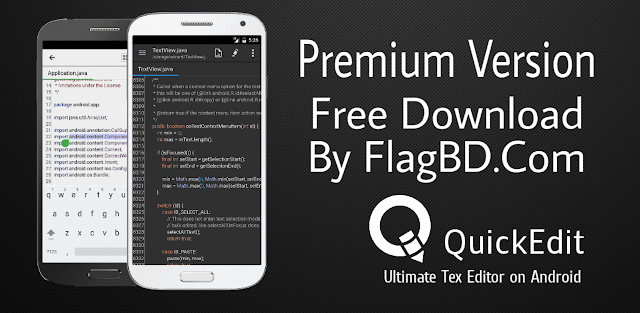 Quick Editor Pro The Best App For Coding Editing, Download It For Free, Quick Editor Pro Download It For Free, Quick Editor Pro Download, Quick Editor Pro free Download, flagbd.com, flagbd, flag,