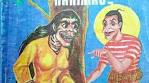 Petruk Gareng: Perempuan Harimau