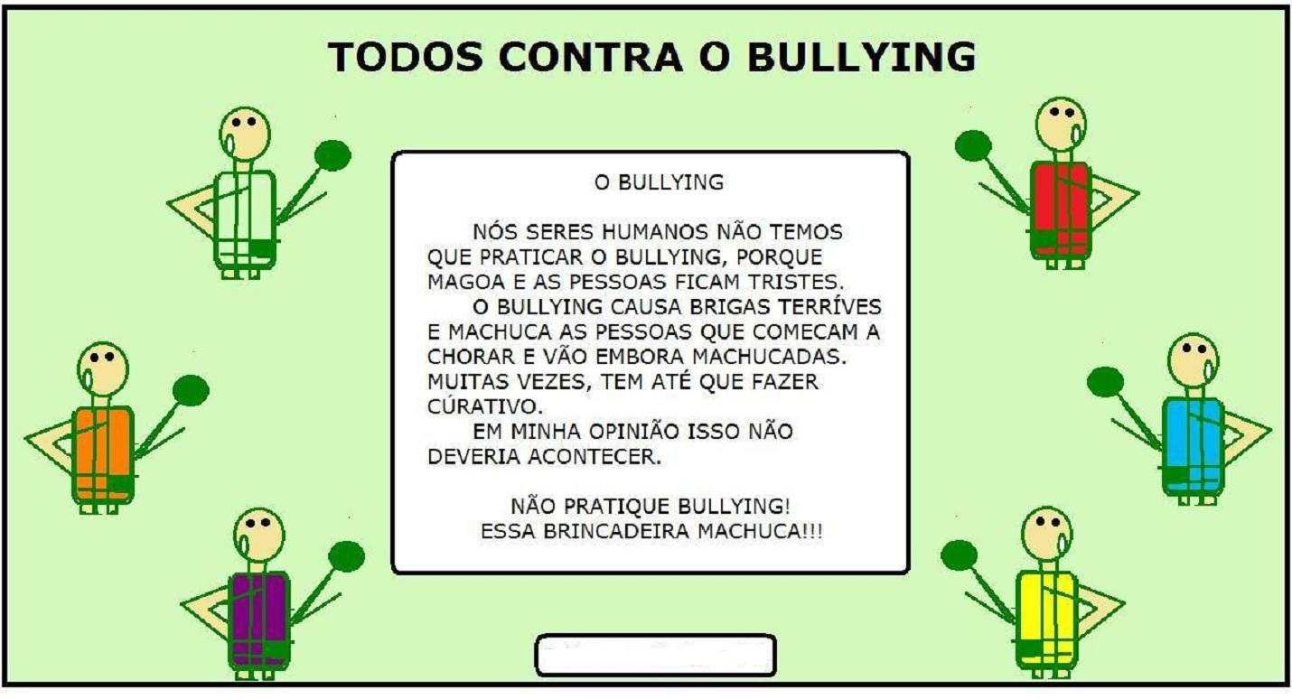 Excepcional Bullying   Aprendendo com a Tia Debora GP27