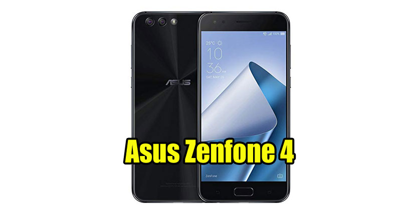 Asus-Zenfone-4 Flash File