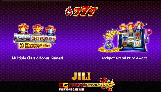 Fafaslot Game SevenSevenSeven Provider Jili