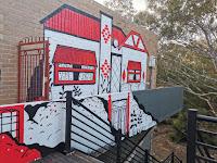 Street Art in Werribee by Tom Gerrard