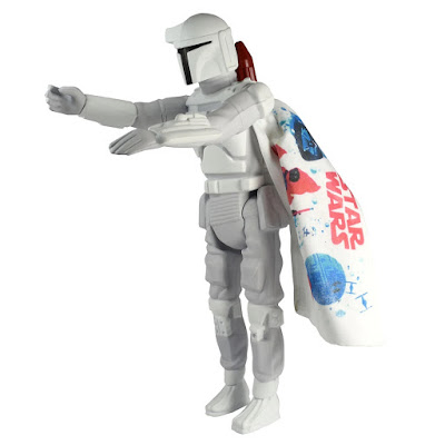 "Holiday 2020 Exclusive Boba Fett Prototype 12"" Jumbo Vintage Kenner Star Wars Action Figure by Gentle Giant"