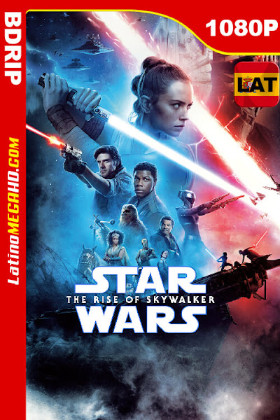 Star Wars: Episodio IX – El ascenso de Skywalker (2019) Latino HD BDRip 1080P - 2019
