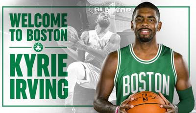 Traspaso de Kyrie Irving