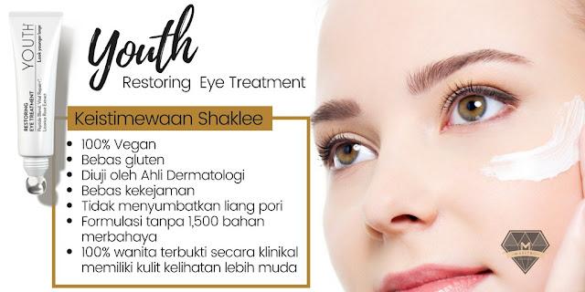 Keistimewaan-Youth-Restoring-Eye-Treatment