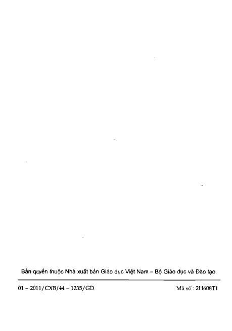 Trang 3 sach Sách Giáo Khoa Ngữ Văn Lớp 6 Tập 1