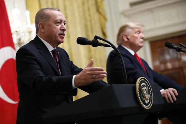NYT: Η υπόθεση της Τουρκικής τράπεζας δείχνει πως ο Ερντογάν πίεζε τον Τραμπ