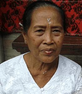 Penempatan Bija Menurut Hindu Bali