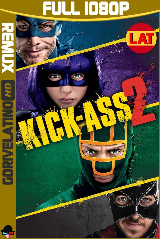 Kick-Ass 2 (2013) BDRemux 1080p Latino-Ingles MKV