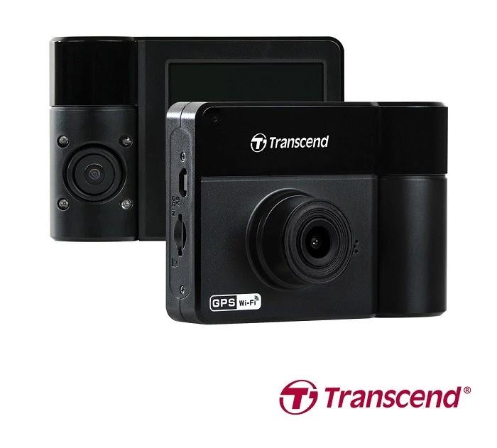 Transcend DrivePro 550 Dashcam