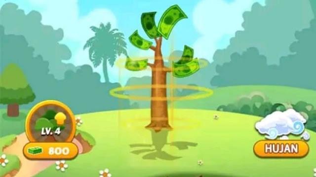 Cara Mendapatkan Uang dari Game Tree and Fish