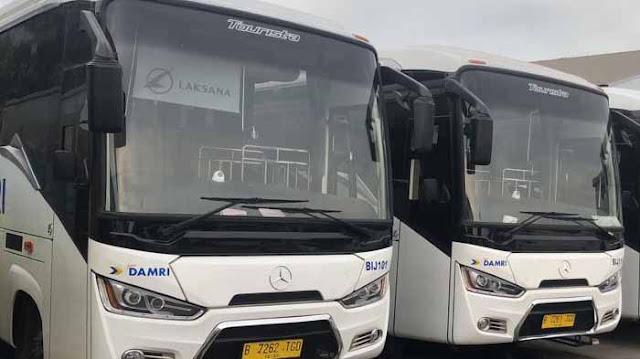 Damri Bekasi : Harga Tiket, Jadwal & Rute ke Lampung dan Bandara