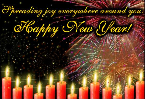 New Year Inspirational Image