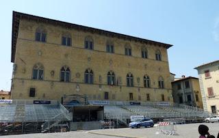 Palazzo del Podestà de Pistoia.