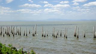 Lake Xolotlan at Managua